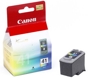 Картридж CANON CL-41 цветной для Pixma MP150/170