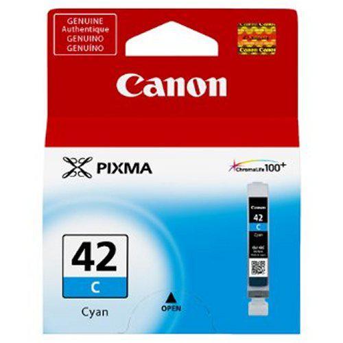 Картридж CANON CLI-42C синий для PIXMA PRO-100