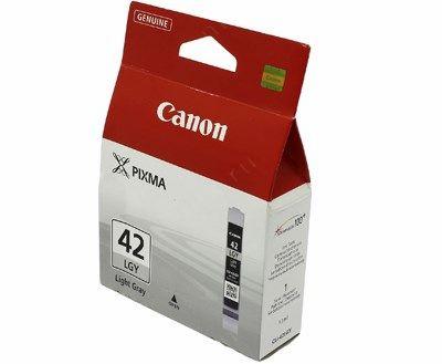 Картридж CANON CLI-42LGY светло-серый для PIXMA PRO-100