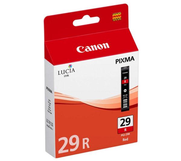 Картридж CANON PGI-29R красный для Pixma Pro1
