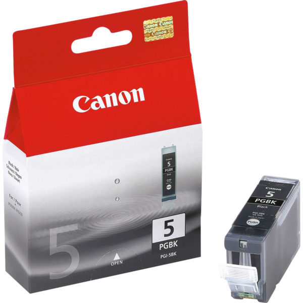 Картридж CANON PGI-5BK черный для Pixma MP500/800/IP5200/5200R/4200