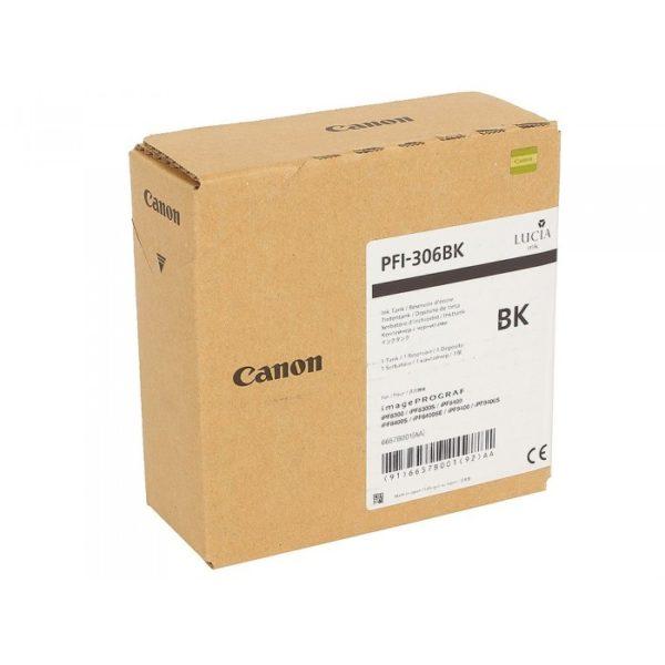 Картридж CANON PFI-306BK черный для Pixma iPF8300/8300S/8400/9400/9400S