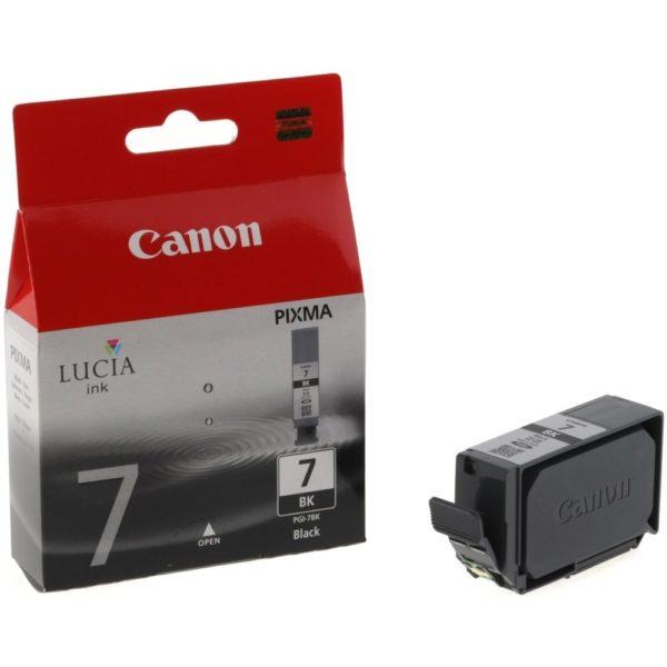 Картридж CANON PGI-7BK черный для Pixma iX7000