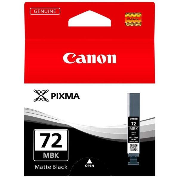 Картридж CANON PGI-72MBK матовый-черный для PIXMA Pro-10