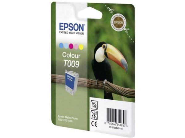 Картридж EPSON T009401 цветной для ST 1270/1290