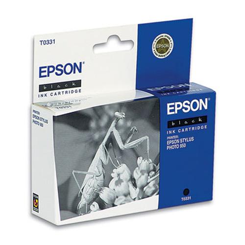 Картридж EPSON T033140 черный для ST Photo 950