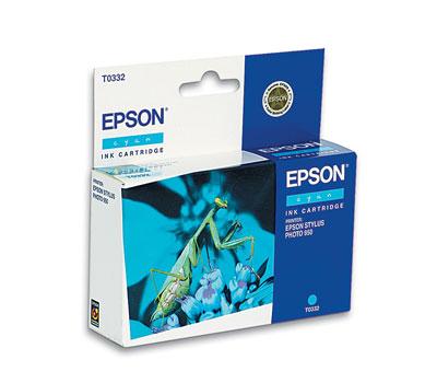 Картридж EPSON T033240 синий для ST Photo 950