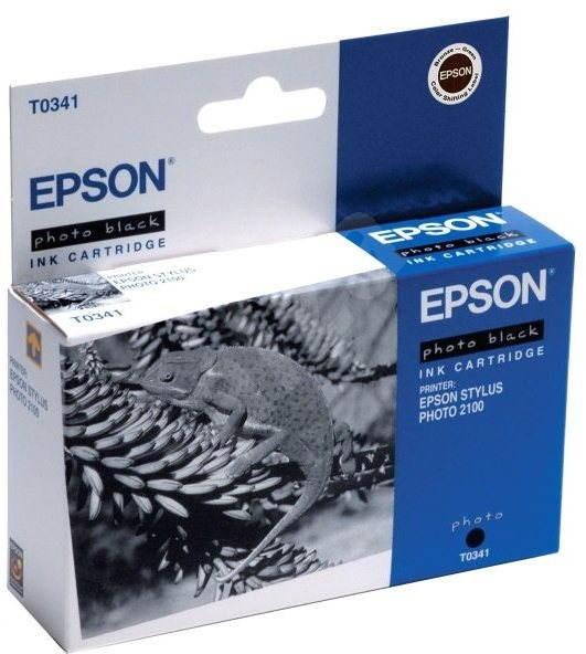 Картридж EPSON T034140 черный для Sp 2100
