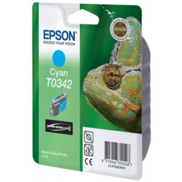 Картридж EPSON T034240 синий для Sp 2100