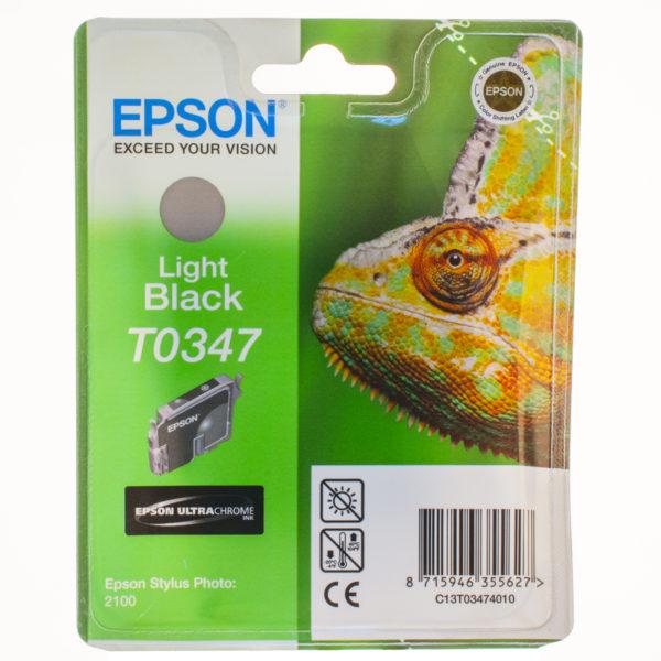 Картридж EPSON T034740 серый для Sp 2100