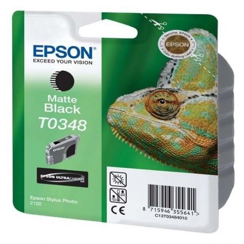 Картридж EPSON T034840 матовый-черный для Sp 2100