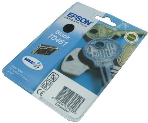 Картридж EPSON T04614A фото-черный для ST C63/65