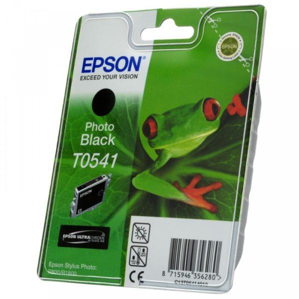 Картридж EPSON T054140 фото-черный для ST Ph R800/1800
