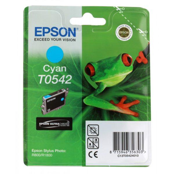 Картридж EPSON T054240 синий для ST Ph R800/1800