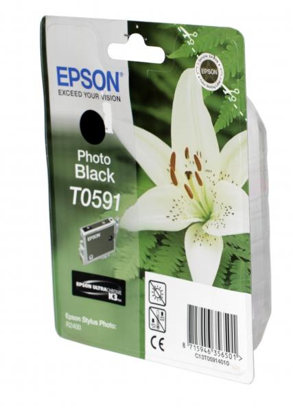 Картридж EPSON T059140 черный для PH R2400