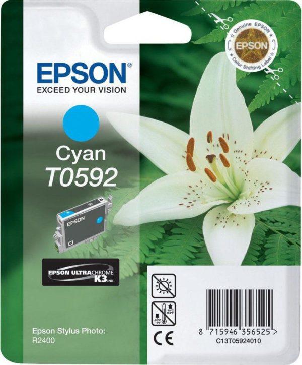 Картридж EPSON T059240 синий для PH R2400