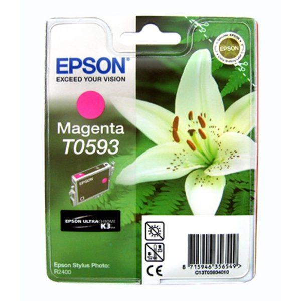 Картридж EPSON T059340 малиновый для PH R2400