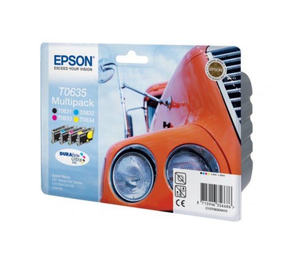 Картридж EPSON T06354A мульти-упаковка для ST C67/87/4100