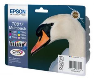 Картридж EPSON T08174A мульти-упаковка для ST R270/R290/RX590