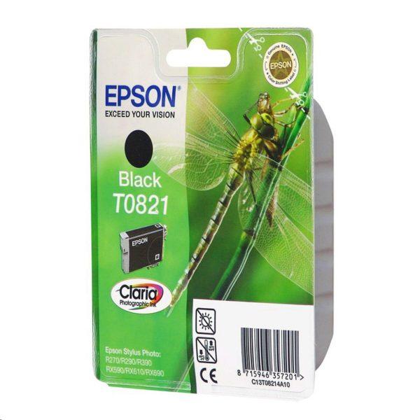 Картридж EPSON T08214A черный для ST R270/R290/RX590