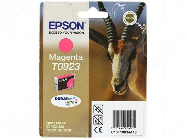 Картридж EPSON T09234A10 малиновый для ST C91/CX4300