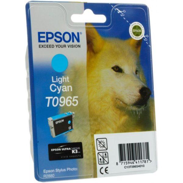 Картридж EPSON T09654010 серый для PH R2880