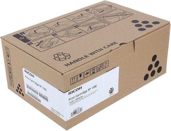 Картридж RICOH 407059 тип SP 101E, черный для Aficio SP100/100SU/100SF
