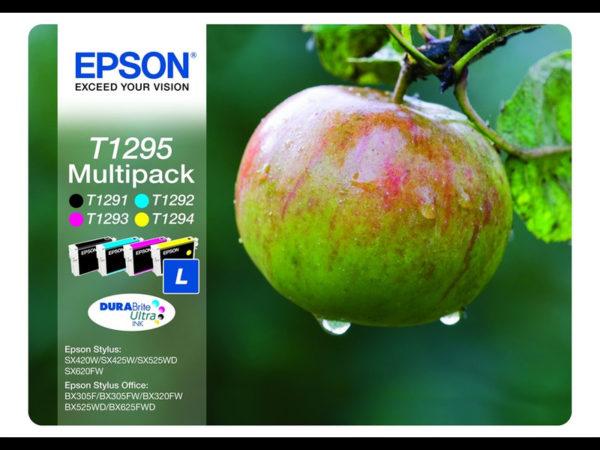 Картридж EPSON T12954010 мульти-упаковка для SX420W/BX305F