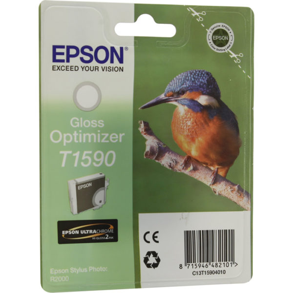 Картридж EPSON T1590 прозрачный для для Stylus Photo R2000