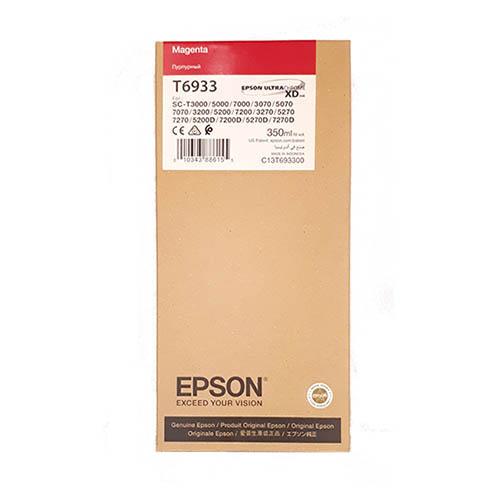 Картридж EPSON T693300 малиновый для SC-T3000/T5000/T7000 UltraChrome XD