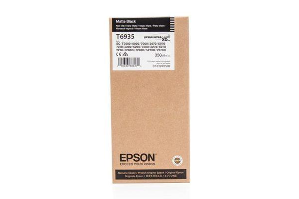 Картридж EPSON T693500 матовый-черный для SC-T3000/T5000/T7000 UltraChrome XD