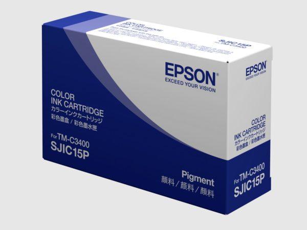 Картридж EPSON C33S020464 мульти-упаковка для TM-C3400
