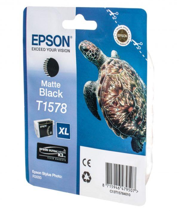 Картридж EPSON T15784010 матовый-черный для Stylus Photo R3000