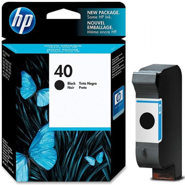 Картридж HP 51640A черный для 1200/230/250с/330/350с/650с