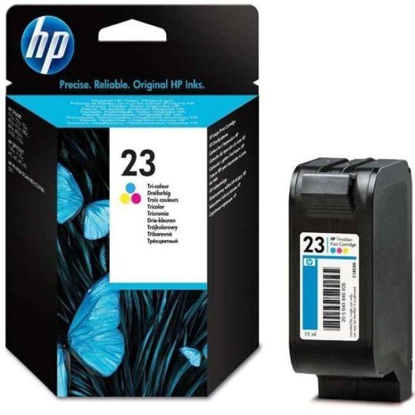 Картридж HP C1823D цветной для 710/720/722/810/890/1120