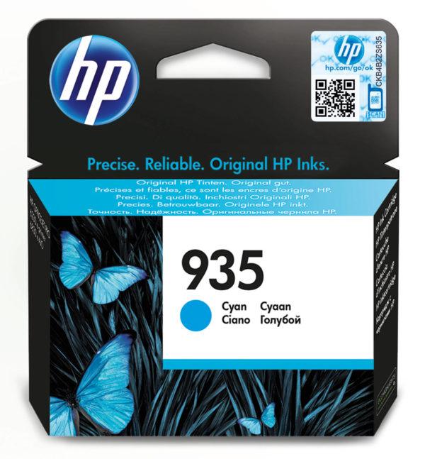 Картридж HP C2P20AE №935 синий для Officejet Pro6830/6230