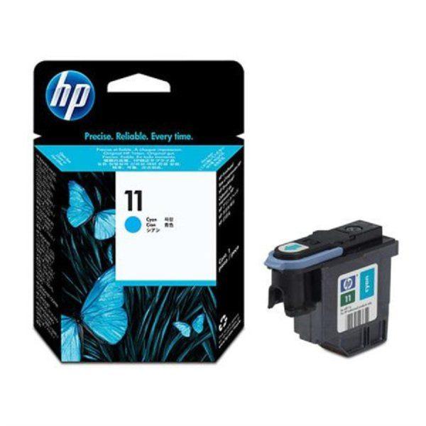 Печатающая головка HP C4811A №11 синяя для BJ2200/50/2600