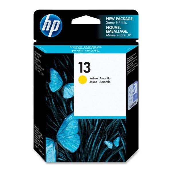 Картридж HP C4817A желтый для Business Inkjet 2200/2250
