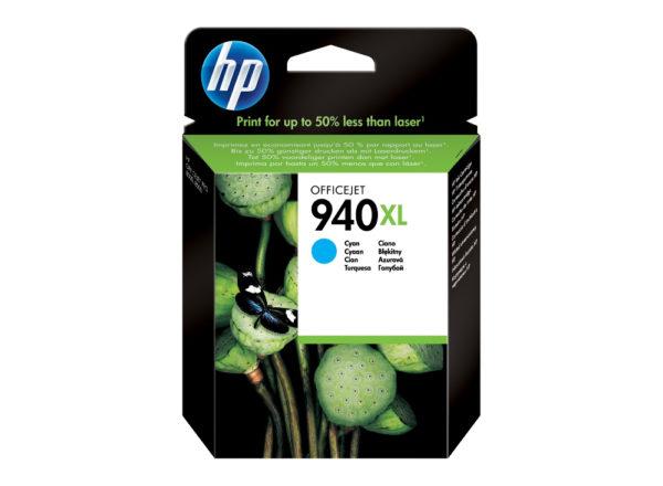 Картридж HP C4907AE № 940XL голубой для OJPRO8000/8500 16мл