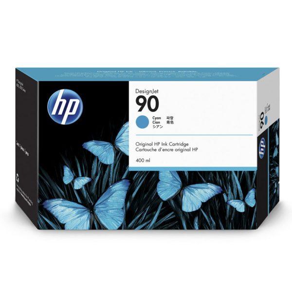 Картридж HP C5061A №90 голубой для Designjet 4000 серии (400 мл)