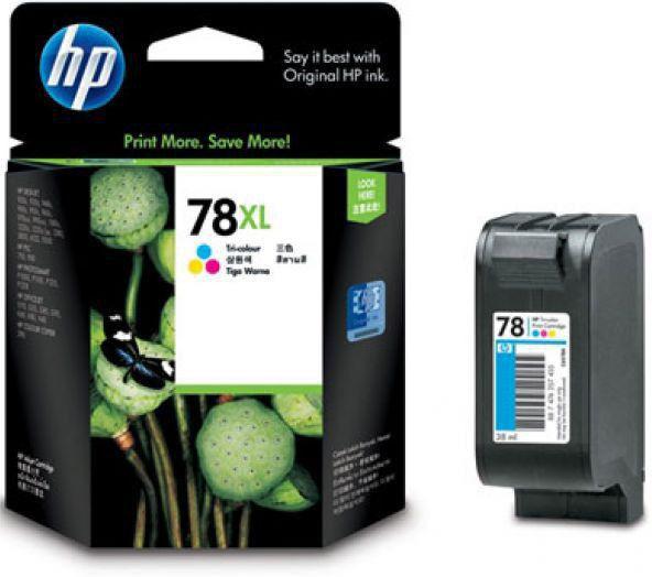 Картридж HP C6578AE №78XL мульти-упаковка для 930/950/970Cxi/PhotoSmart