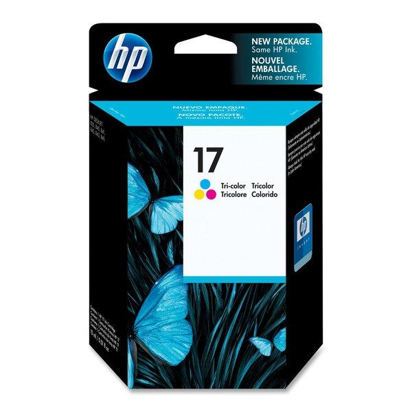 Картридж HP C6625A №17 цветной для DJ840C/920C/940C