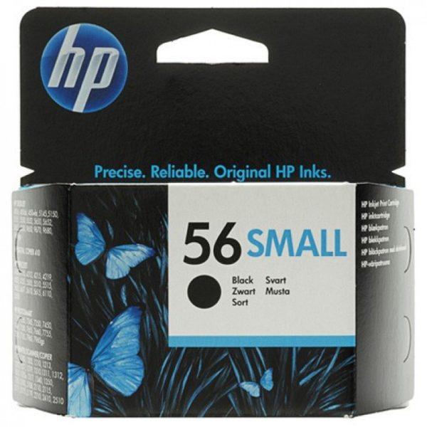 Картридж HP C6656GE №56 черный для Photosmart 5550/7150/7350