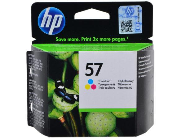 Картридж HP C6657AЕ №57 цветной для Photosmart 5550/7150/7350
