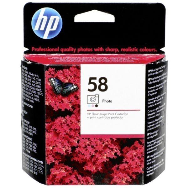Картридж HP C6658AE №58 фото для Photosmart 5550/7150/7350