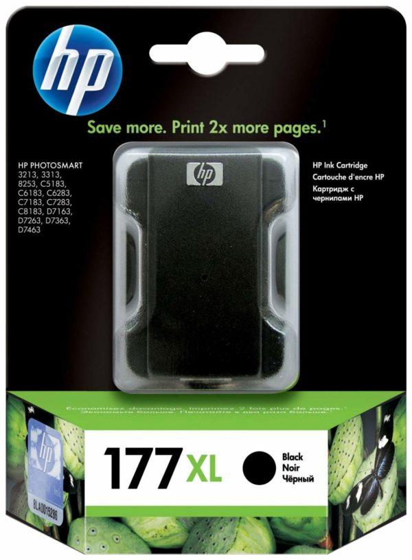 Картридж HP C8719HE №177 черный для PS 3213/3313/8253 17мл