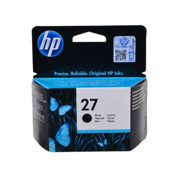 Картридж HP C8727AE №27 черный для 3320/3420