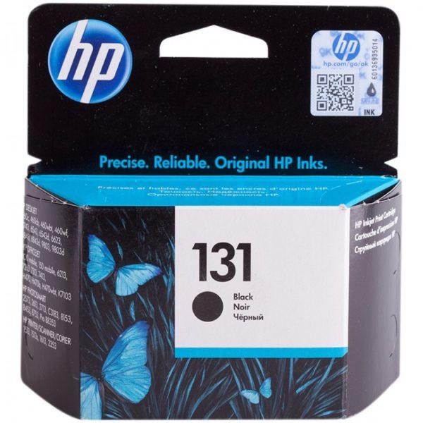 Картридж HP C8765HE №131 черный для DeskJet 5743/6543/6843