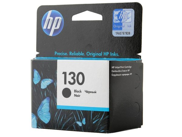 Картридж HP C8767HE №130 черный увеличенный для DeskJet 5743/6543/6843