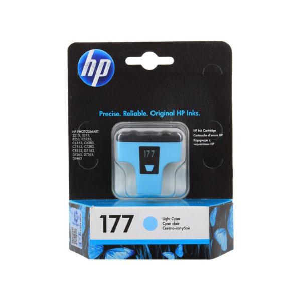 Картридж HP C8774H №177 светло-голубой для PS 3213/3313/8253 21мл